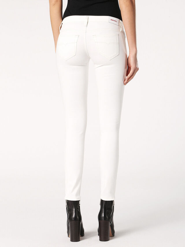 SKINZEE-LOW-S 0699H, White