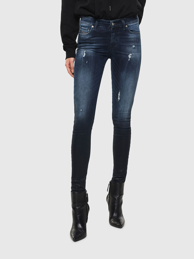 Slandy 0096K, Dark Blue - Jeans
