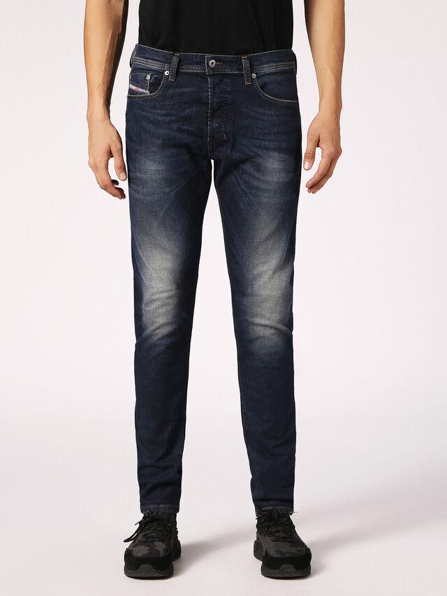 TEPPHAR 0853R, Blue jeans