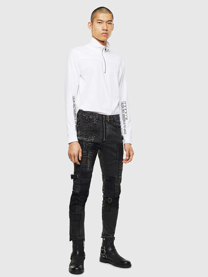 Diesel - T-DIEGO-LS-DOLCE,  - T-Shirts - Image 5