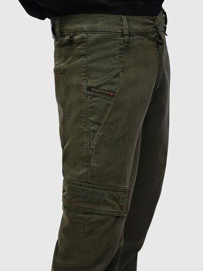 Diesel - D-Krett JoggJeans® 069LX, Military Green - Jeans - Image 5