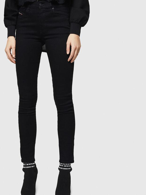 D-Roisin 069EF, Black/Dark grey - Jeans