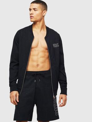 UMLT-JUSTIN-Z, Black - T-Shirts