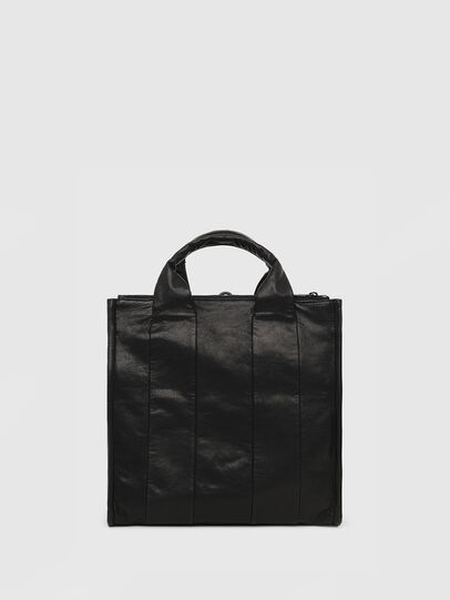 Diesel - HAUNYA, Black - Shopping and Shoulder Bags - Image 2