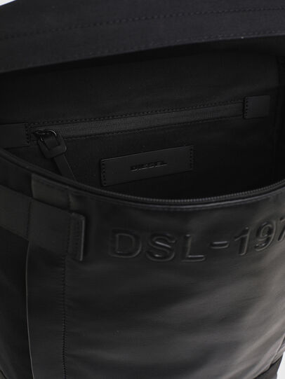 Diesel - PIEVE, Black - Backpacks - Image 6