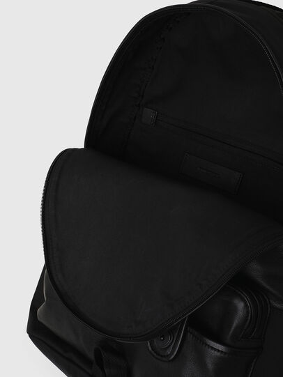Diesel - MONTEKKIO, Black - Backpacks - Image 7