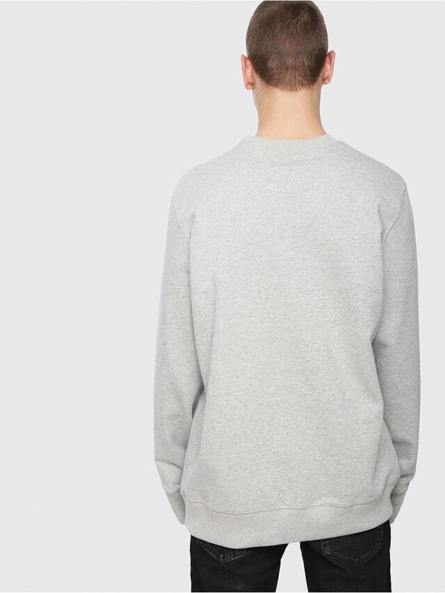 Diesel - S-GIR-Y4, Light Grey - Sweaters - Image 2