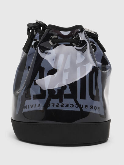 Diesel - BUCKET KID, Black - Bags - Image 2