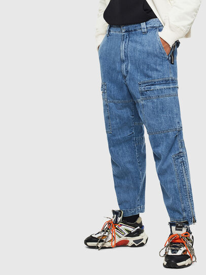 Diesel - D-Luks 009CL,  - Jeans - Image 6