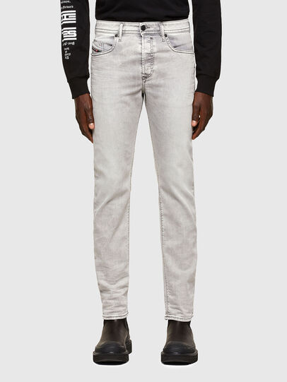 Diesel - Buster 069RP, Light Grey - Jeans - Image 1