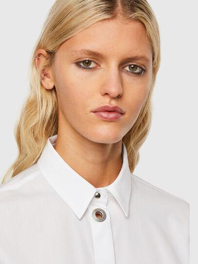 Diesel - C-MARION, White - Shirts - Image 4