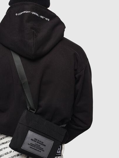 Diesel - CROPAK, Black - Crossbody Bags - Image 7