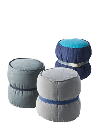 Diesel - CHUBBY CHIC - POUF, Multicolor  - Furniture - Image 1