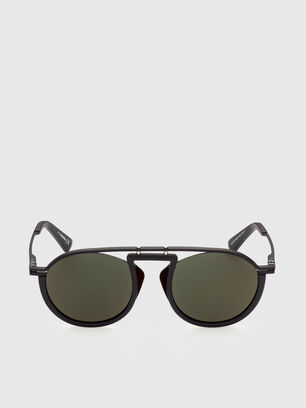 DL0337, Black - Sunglasses