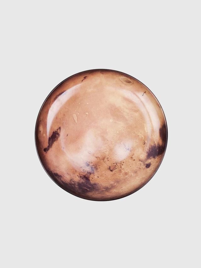 Living 10828 COSMIC DINER, Light Brown - Plates - Image 1