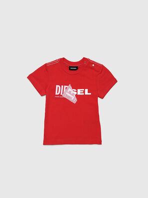 TOQUEB MC, Red - T-shirts and Tops