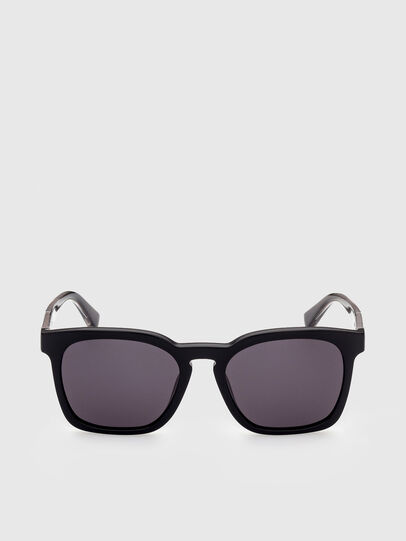 Diesel - DL0342, Black - Sunglasses - Image 1