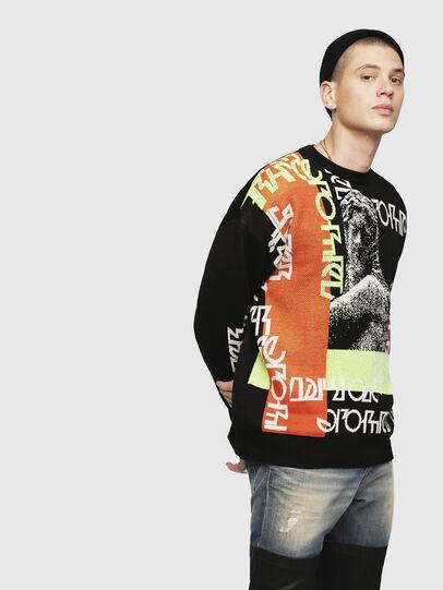 Diesel - K-NOX,  - Knitwear - Image 1
