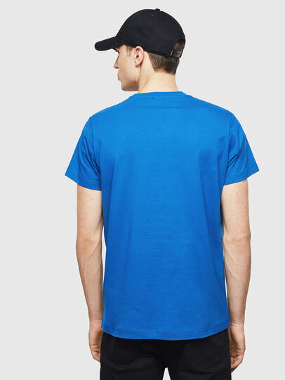 Diesel - T-DIEGO-S13, Blue - T-Shirts - Image 2