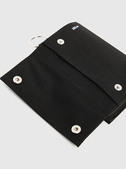 Diesel - YOSHI, Black - Small Wallets - Image 7