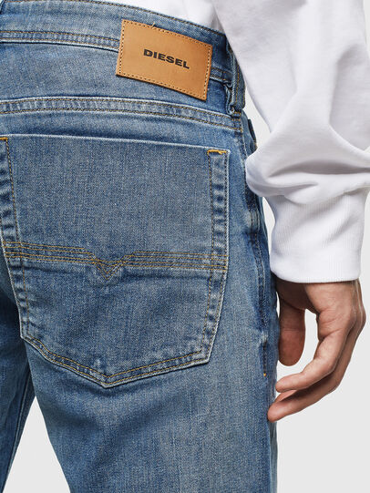 Diesel - Zatiny CN035, Medium blue - Jeans - Image 4