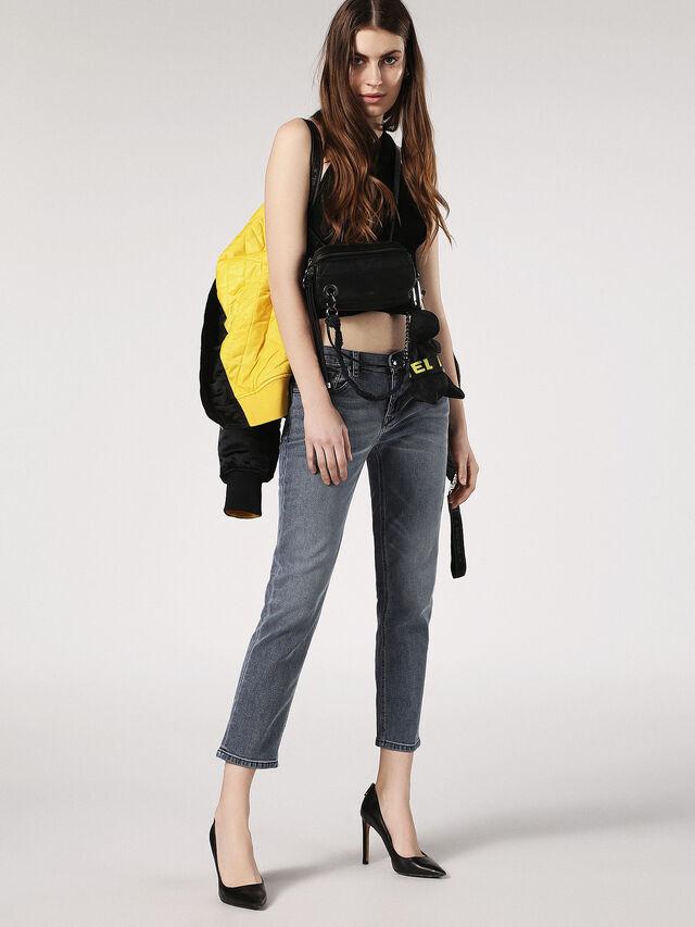 BELTHY-ANKLE-D 084SJ, Grey Jeans