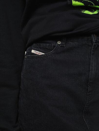 Diesel - DE-SISIL, Black - Skirts - Image 4