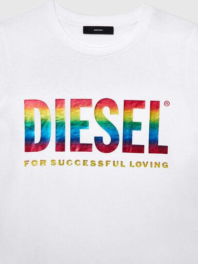 Diesel - BFOWT-SILY-P,  - T-Shirts - Image 3