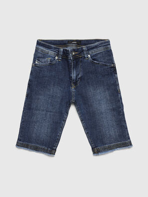 DARRON-R-J SH-N, Medium blue - Shorts