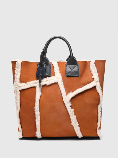 Diesel - DHALIA L, Light Brown - Shopping and Shoulder Bags - Image 1