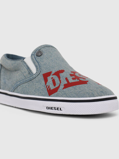 Diesel - SLIP ON 21 DENIM CH,  - Footwear - Image 4