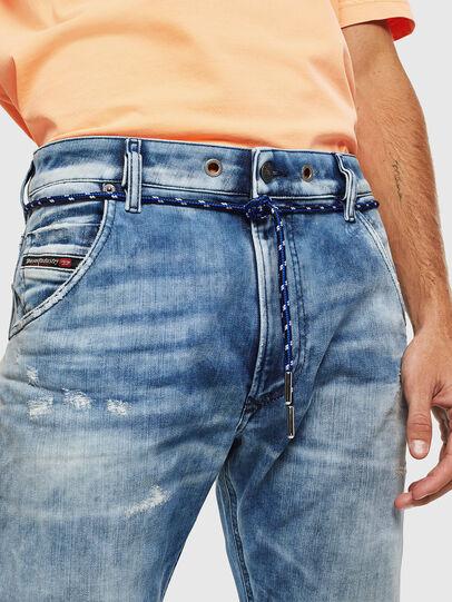 Diesel - Krooley JoggJeans 0099Q,  - Jeans - Image 5