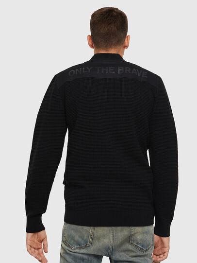 Diesel - K-PROXTER, Black - Knitwear - Image 2