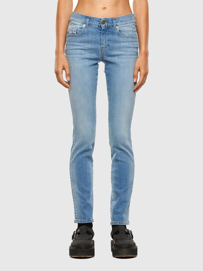 Diesel - Sandy 009CT, Light Blue - Jeans - Image 1