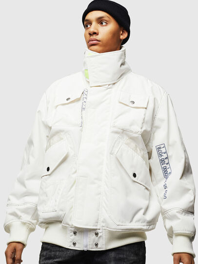 Diesel - W-OKSO,  - Winter Jackets - Image 1