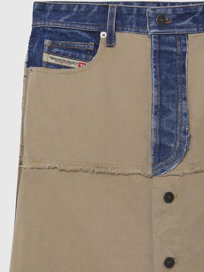 Diesel - O-MISTY, Beige - Skirts - Image 3