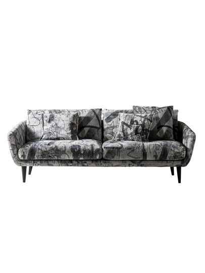 Diesel - SISTER RAY - SOFA, Multicolor  - Furniture - Image 5