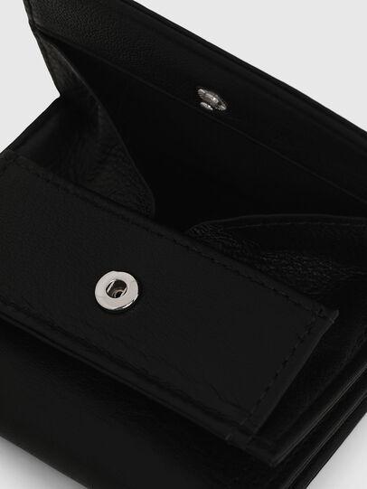 Diesel - LORETTA, Black - Small Wallets - Image 5