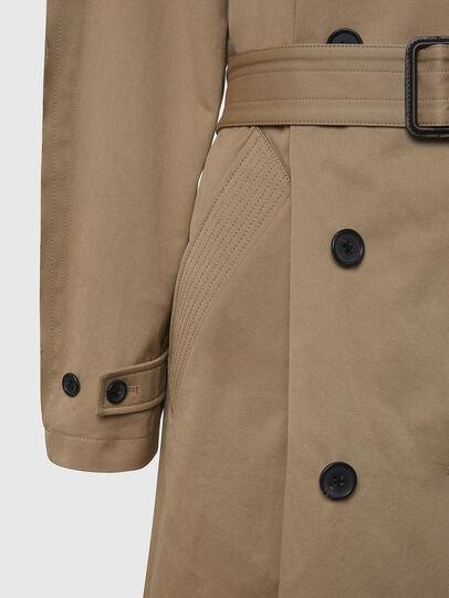 Diesel - G-BERYL, Light Brown - Jackets - Image 5