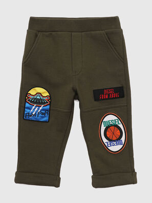 POLBYPATCHESB, Military Green - Pants