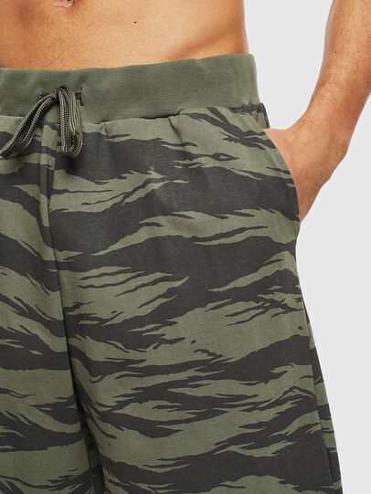 Diesel - UMLB-PAN, Green - Pants - Image 3