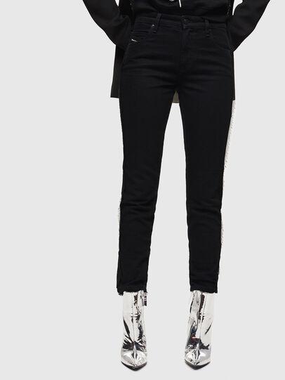 Diesel - Babhila 0NAZH, Black/Dark grey - Jeans - Image 1