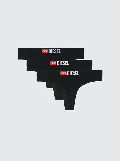Diesel - UMBR-STRINGTHREEPACK, Black - Briefs - Image 4