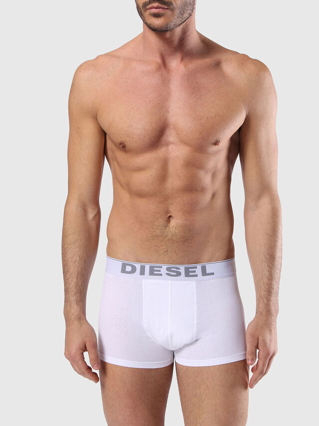Diesel - UMBX-KORY, White - Trunks - Image 1