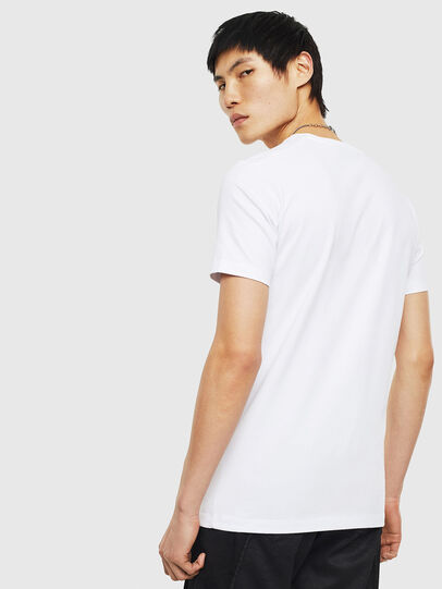 Diesel - T-TYRITE, White - T-Shirts - Image 2