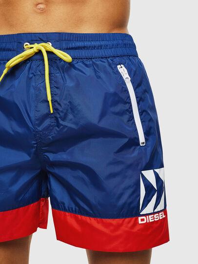 Diesel - BMBX-WAVE 2.017, Blue - Swim shorts - Image 3