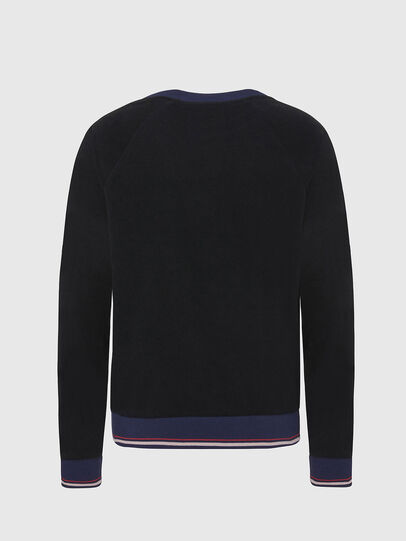 Diesel - UFLT-LESIA, Black - Sweaters - Image 2