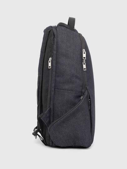 Diesel - PHILOT, Dark Blue - Backpacks - Image 3