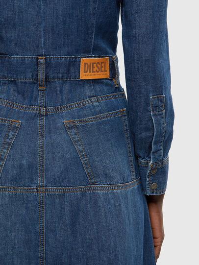 Diesel - DE-JOANNY, Medium blue - Dresses - Image 6