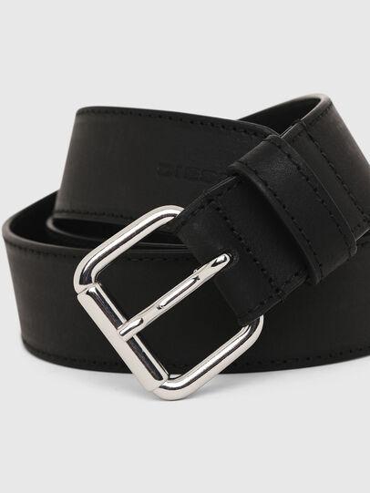 Diesel - B-TRACY, Black - Belts - Image 2